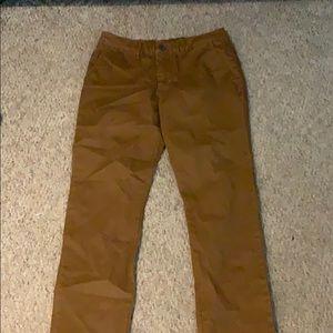 Men's Aeropostale Skinny Fit Khakis Size 30/32